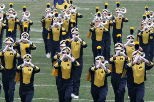 michigan-band