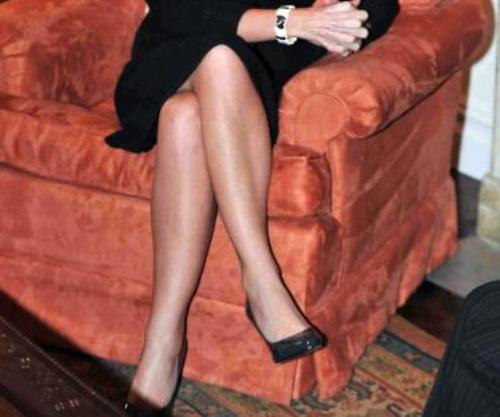 Sarah Palin Pantyhose http://miboosamet2008.blogspot.com/2009/08/sarah-palin-foot-and-leg-fetish.html