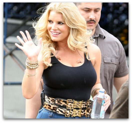 jessica simpson fat jeans. hottie Jessica Simpson is
