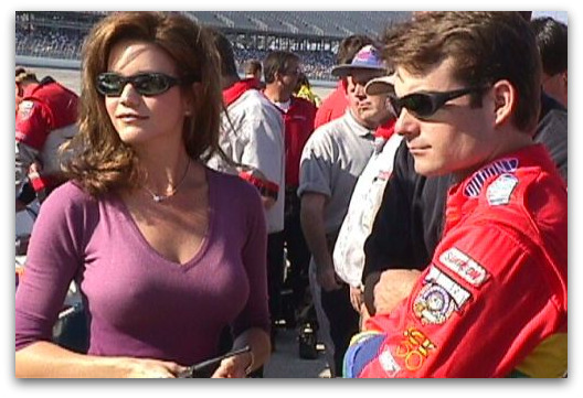 Jeff Gordon S E Wife Brooke