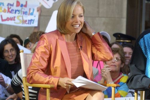 katie couric. hot date with Katie Couric