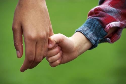 child-hand
