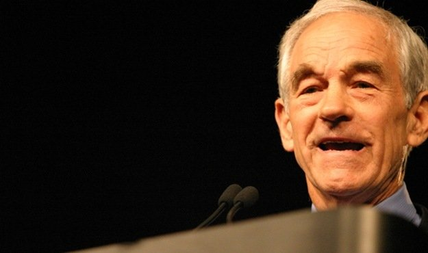 ron paul public speech
