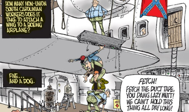 boeing cartoon m