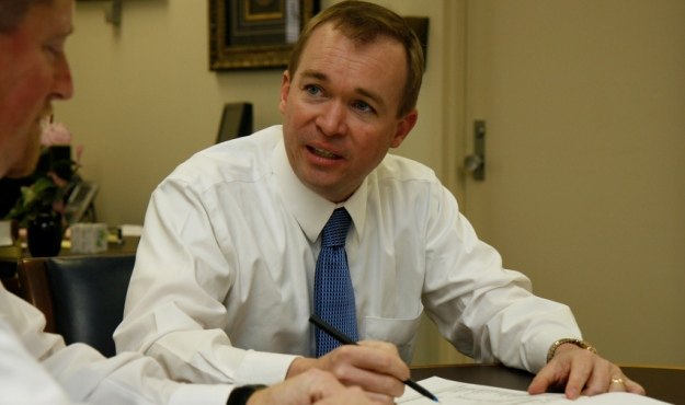 mulvaney blasts spratt