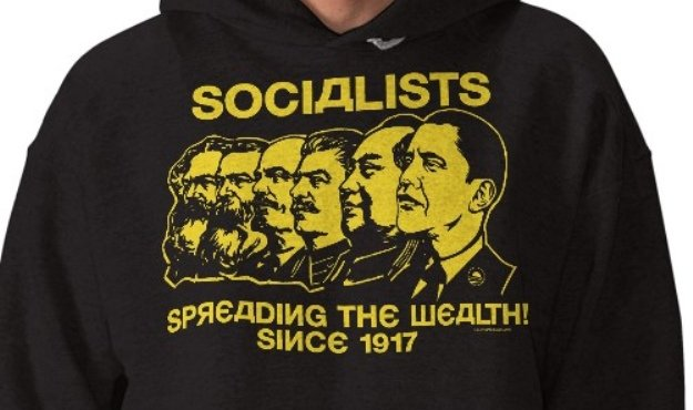 socialists sweatshirt