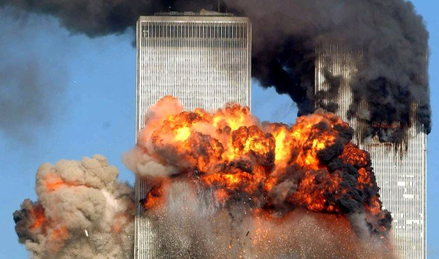 The Decade Of Tyranny world trade tower explosion