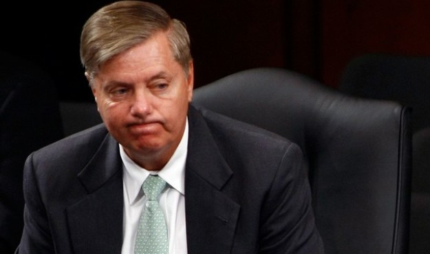 lindsey graham obama love