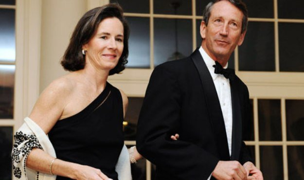 south carolina governor mark sanford and jenny sanford