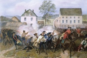 battle of lexington c