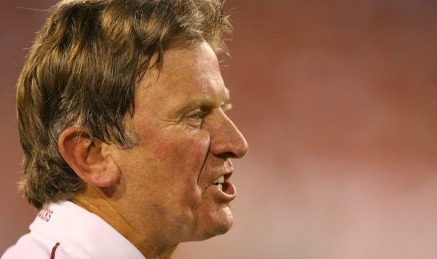 spurrier mad