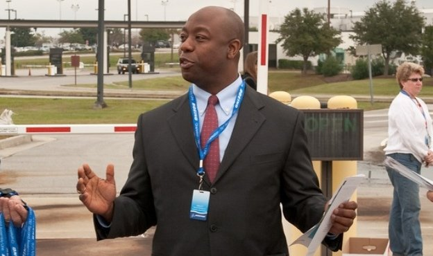 tim scott taxpayer hero