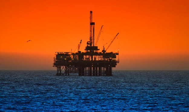 offshore oil m