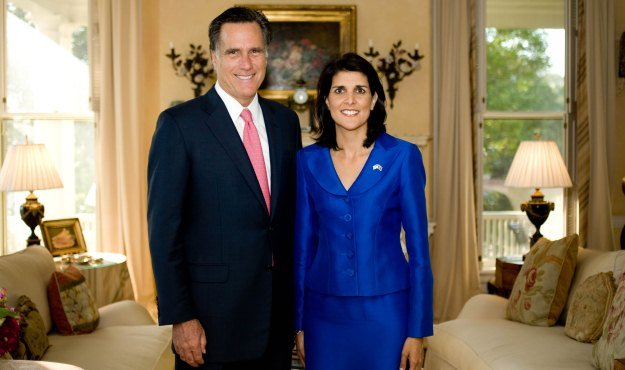 romney haley