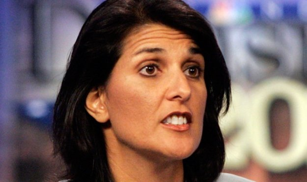 the Tea Party | Nikki Haley