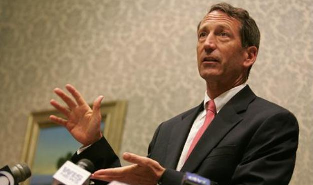 sanford impacts 2012 from beyond the political grave