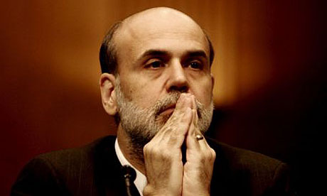 Bernanke Slow Ride