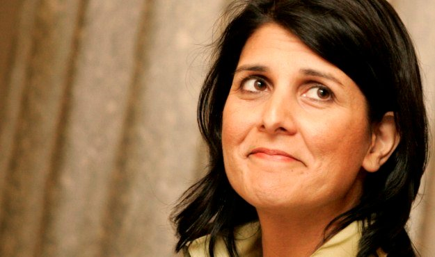 nikki haley tort reform