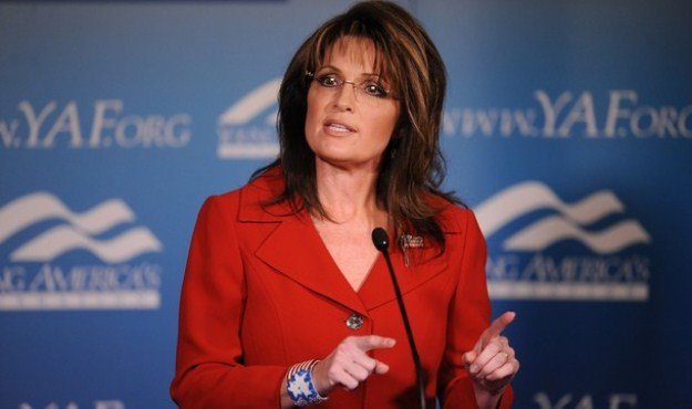 sarah palin through