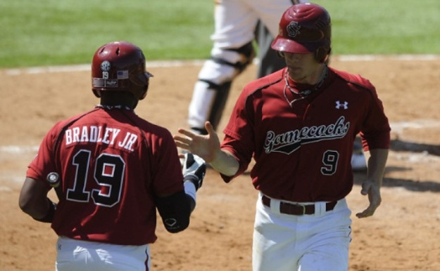 gamecock baseball college of charleston win