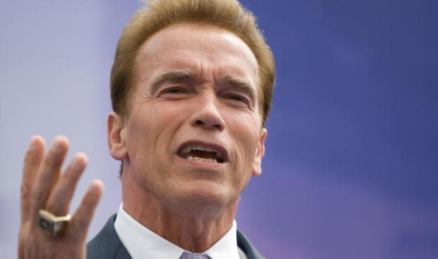 arnold schwarzenegger wife name. Arnold Schwarzenegger fathered