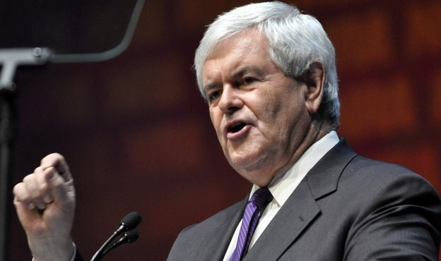 gingrich announcement