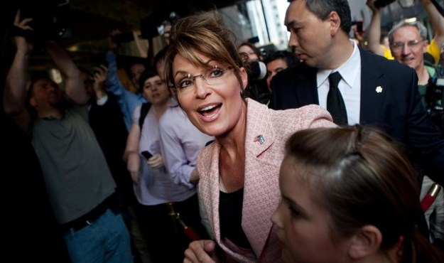 sarah palin new york