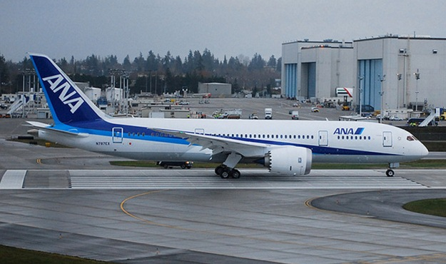 all nippon dreamliner
