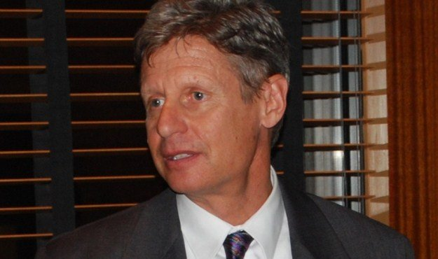 gary johnson rule
