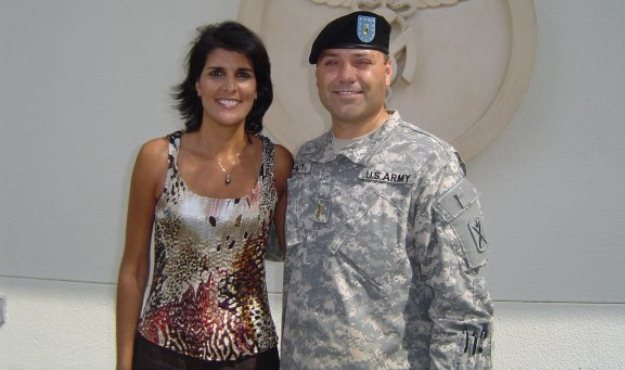 nikki and michael haley