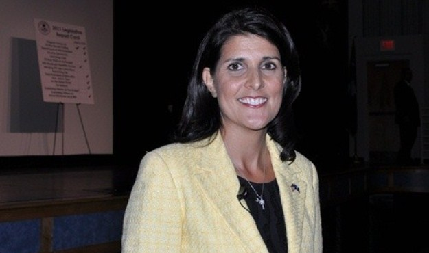 nikki haley is ugly