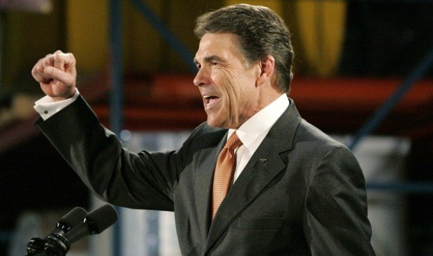rick perry debates
