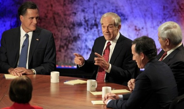 ron paul plan to restore america