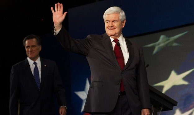 gingrich flavor of the month