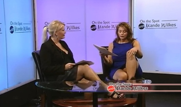 Mande Wilkes Flashes