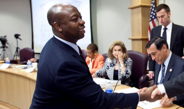 tim scott endorsement