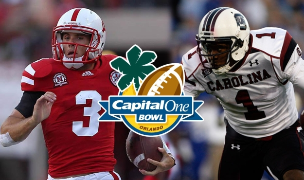 carolina nebraska capital one bowl