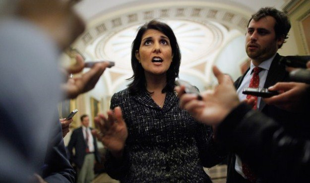 nikki haley rising star