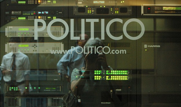 politico headquarters