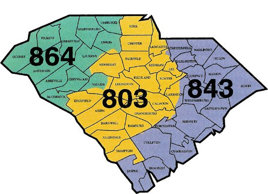 803 Area Code Images Reverse Search