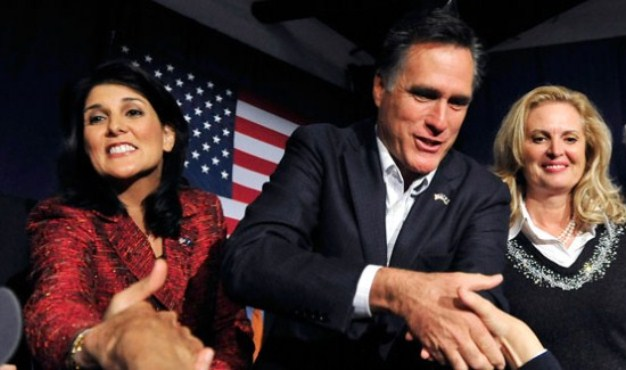 haley and romney