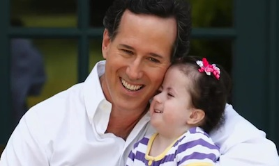 rick and bella santorum