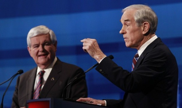 ron paul rocky debate