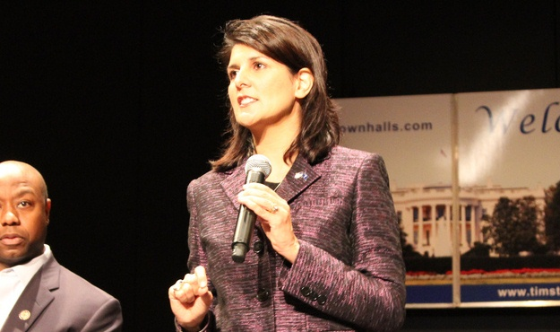 haley convention speaker
