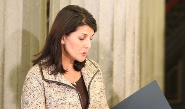 nikki haley ex im bank