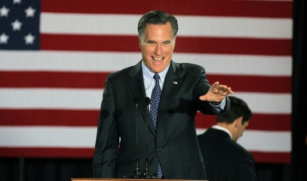 mitt romney gop nominee