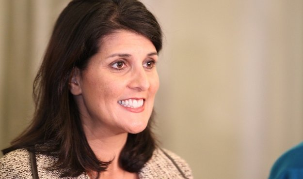 nikki haley new advertiser