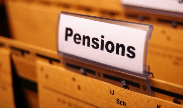 pension fund balance
