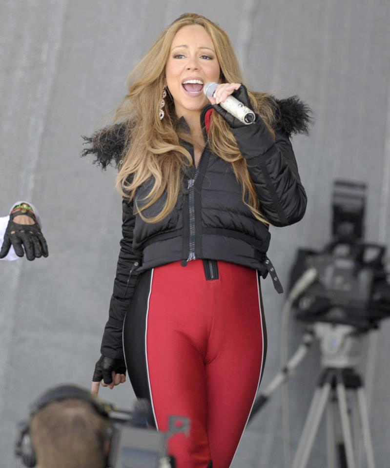 mariah carey camel toe