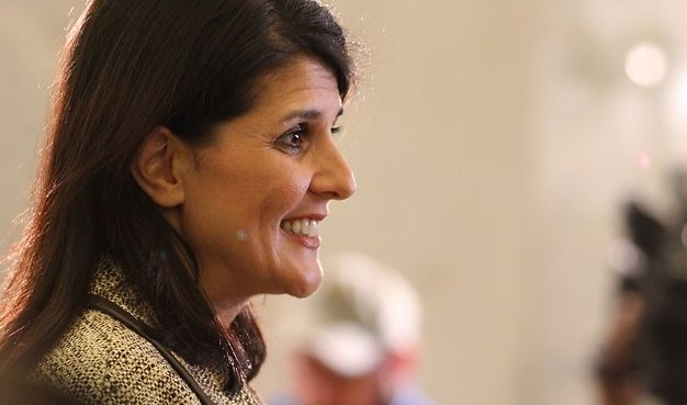 nikki haley whitewash